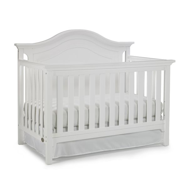 Catania Convertible Crib By Ti Amo Elfe