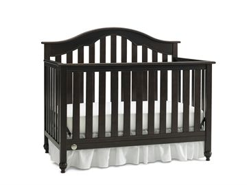 Lit de bébé transformable Kingsport avec dispositif de réglage Just the Right Height™