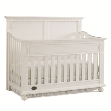 Naples Full Panel Convertible Crib
