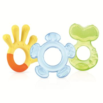 3-Step Teether Set