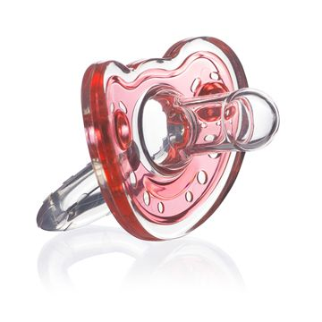 2-Pack Silinoogie Pacifier