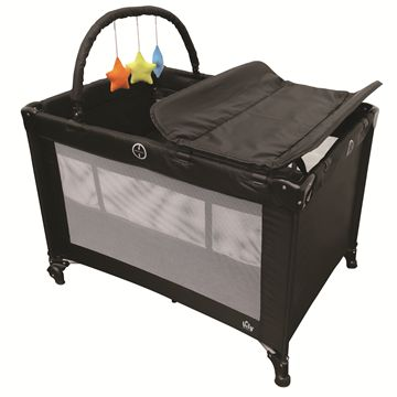 Easy-Go Playard with Bassinet & Changer