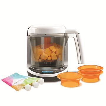 1-Step Baby Food Maker Deluxe