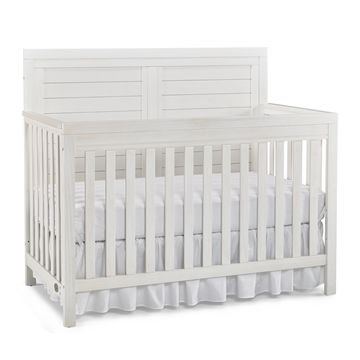 Castello Full-Pannel Convertible Crib