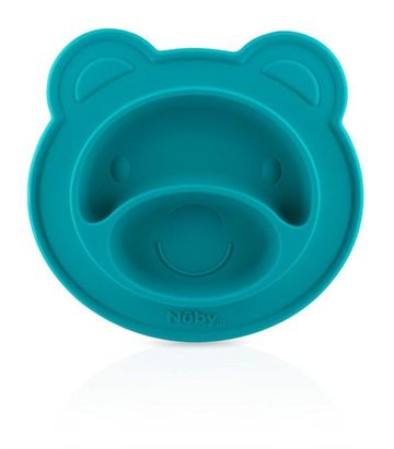 Sure Grip™ Silicone Miracle Mat™ Bear Section Plate