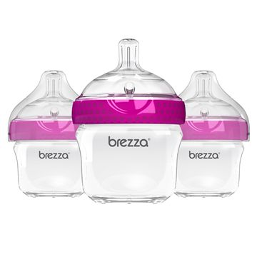 3-Pack Polypropylene Bottle 5 oz.
