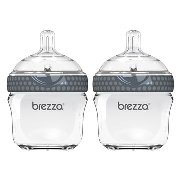 2-Pack Glass Bottle 5 oz.