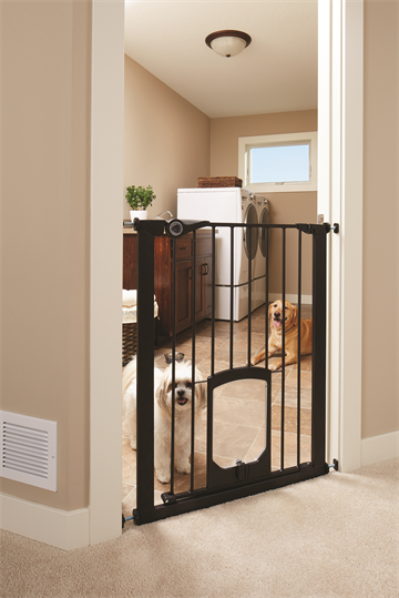 Tall Pet Gate Passage