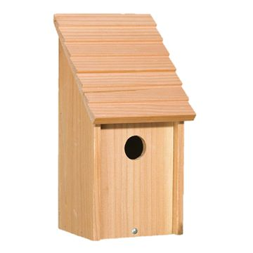 High-Rise Bluebird House