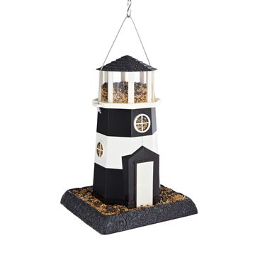 Large Lighthouse Birdfeeder