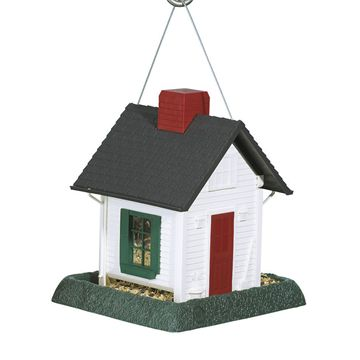 Cottage Birdfeeder