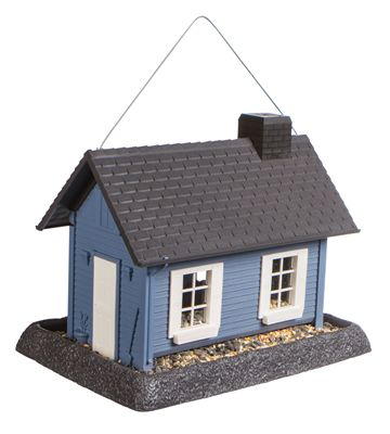 Large Cottage Birdfeeder