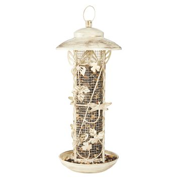 Dragonfly Screened Birdfeeder