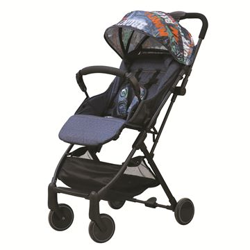Compact Easy-Fold Stroller