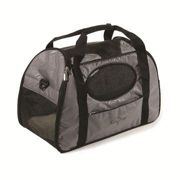 Carry-Me Pet Carrier Grey Shadow