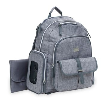 The Stow Away Backpack Diaper Bag
