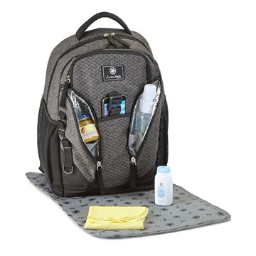 Adventurers Backpack Diaper Bag