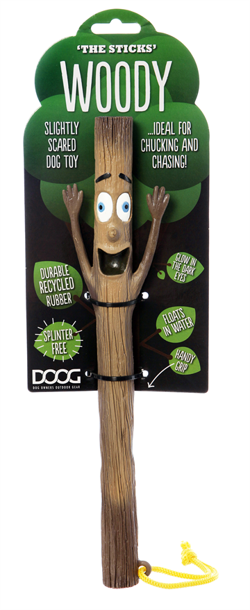 Mr. Stick Woody