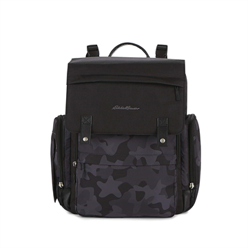 Places & Spaces Compass Backpack Diaper Bag