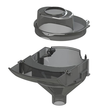 Replacement Funnel & Cover for Formula Pro Advanced