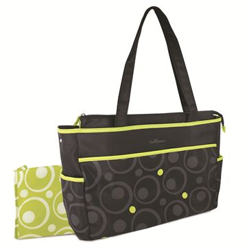 Carry All Tote Diaper Bag