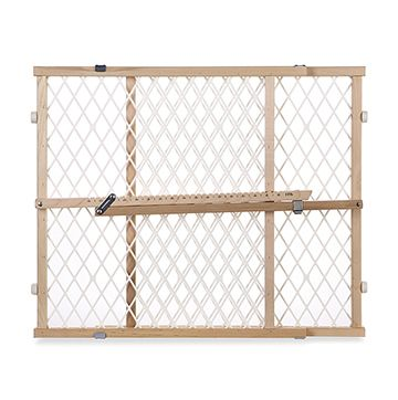 Diamond Mesh Gate